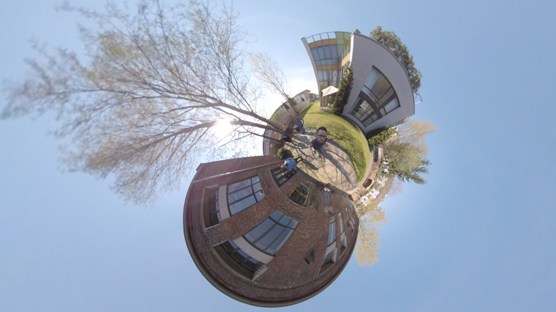 Unser little planet